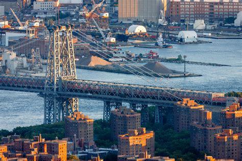 Williamsburg Bridge New York City Stock Photo - Image of ...