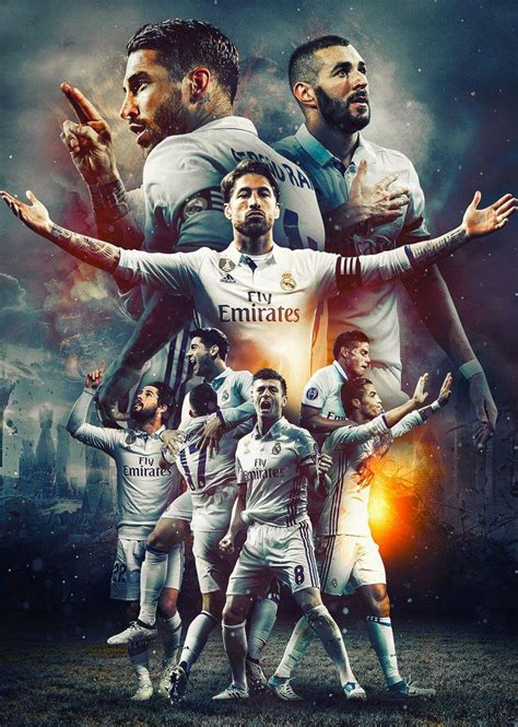 Real Madrid Players 2018 Wallpapers - Wallpaper Cave