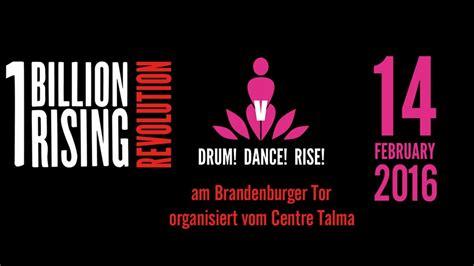 one billion rising 2016 one billion rising berlin 2016