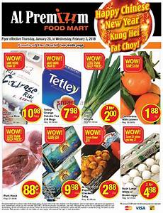 Al Premium Food Mart Flyer January 28 to February 3