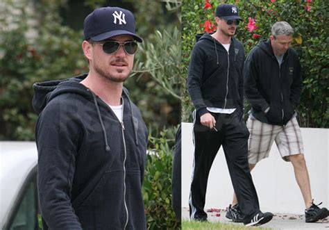 Photos of Eric Dane at the Gym Amid His Naked Tape Scandal ...