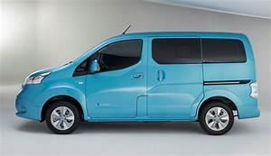 Nissan Nv200 Evalia : nissan e nv200 minivan ~ Mglfilm.com Idées de Décoration