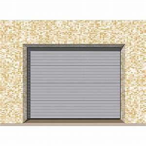 devis porte de garage sectionnelle sur mesure With devis porte de garage sur mesure