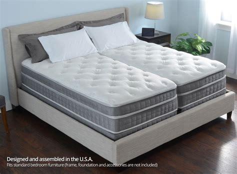 Sleepys King Headboards by Sleep Number Bed King Flexfit 1 Adjustable Base Cost