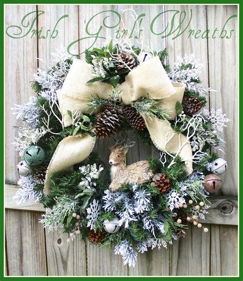 irish girls wreaths   difference