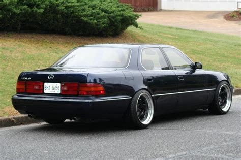 lexus ls400 modified 1993 lexus ls 400 information and photos zombiedrive