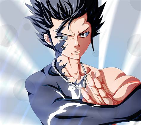 hd wallpaper anime fairy tail gray fullbuster