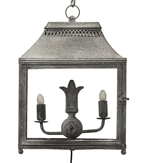 bureau style industriel en m騁al et bois lanterne a poser exterieur conceptions de maison blanzza com