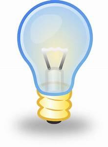 Clear Lightbulb Clip Art At Clker Com