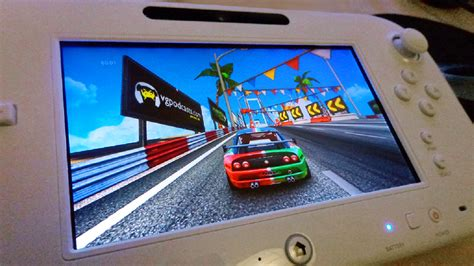 '90s Arcade Racer Shooting For A Mid-2014 Wii U Release