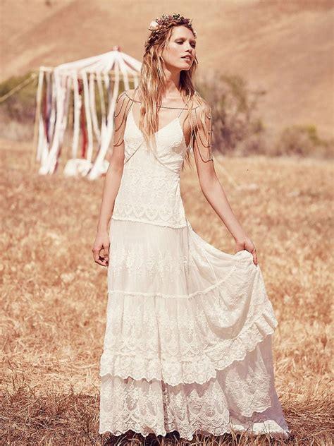 boho wedding dresses dress gowns bride collection weddings