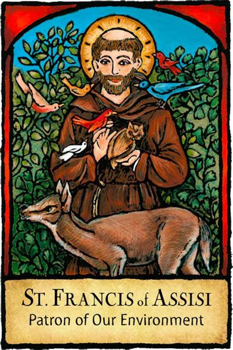 st francis of assisi patron saints 437 the