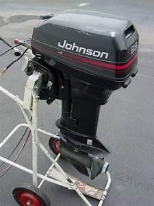 9 9hp Johnson Outboard Remote 1996