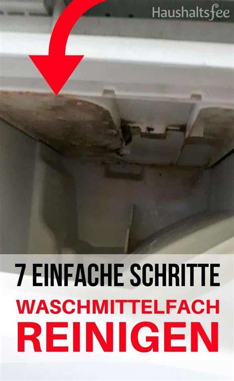 Backofen Stinkt Nach Reinigung by Waschmittelfach Reinigen Was Ist Zu Beachten