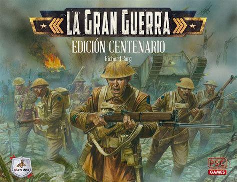 El juego de tablero es llegar con vida al día de alto el fuego. La Gran Guerra ~ Juego de mesa • Ludonauta.es