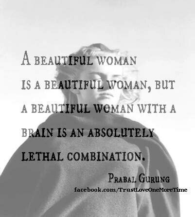 Beauty And Brains Quotes