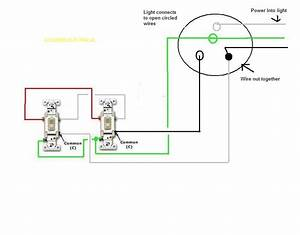 Have One Light On Two 3 Way Switches  Adding Recessed