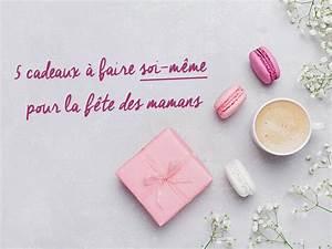 Fete Des Mere Cadeau : cadeau f te des m res faire soi m me 5 id es faciles ~ Melissatoandfro.com Idées de Décoration