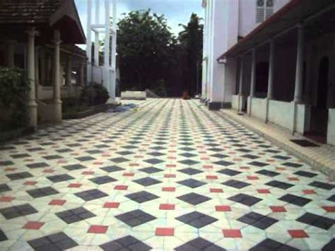 interlocks  paving blocks  kottayamkerala youtube