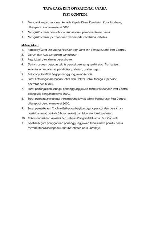 Contoh Surat Rekomendasi Perpanjangan Izin Operasional Sekolah - Kumpulan Surat Penting
