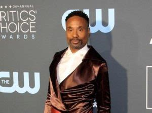 Billy Porter Height Age Husband Biography