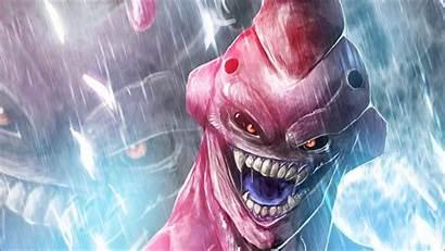 Buu Super Wallpapers Dragon Ball Majin Evil