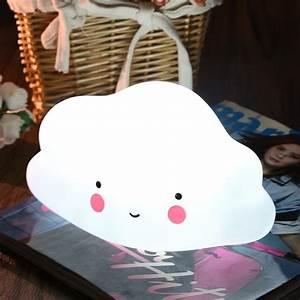 Nachtlicht Für Baby : wolken led nachtlicht kinder nachtlampe f r baby kinder schlafzimmer dekor de ebay ~ Markanthonyermac.com Haus und Dekorationen