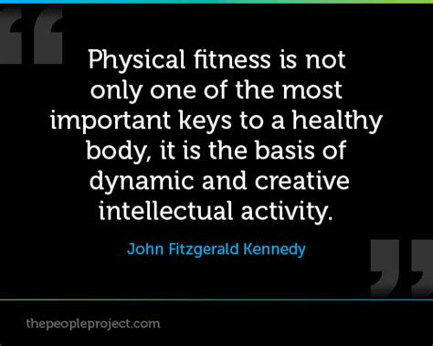 Health And Physical Education Quotes