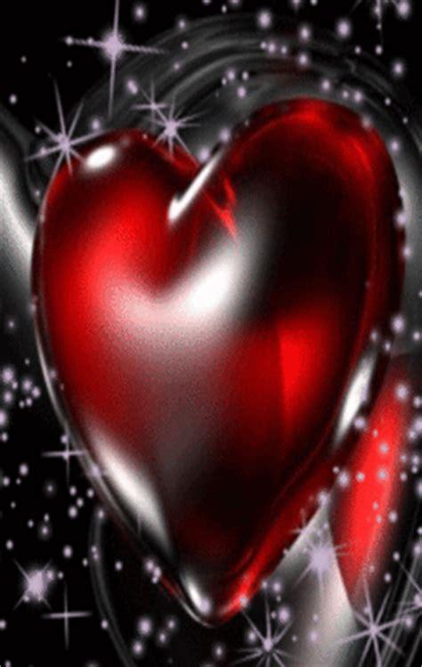 heart animation mobile wallpaper mobile toones