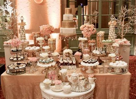 cake table full  deserts cakes pinterest cake