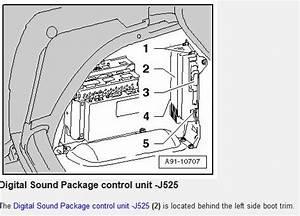Audi A6 Soundmodul : mmi fault sound system fuse can optical errors ~ Kayakingforconservation.com Haus und Dekorationen
