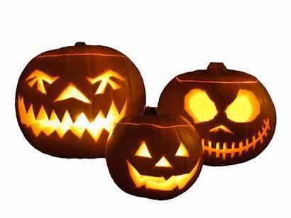 Pumpkin Halloween Transparent Pumpkins Clipart Spooky Background