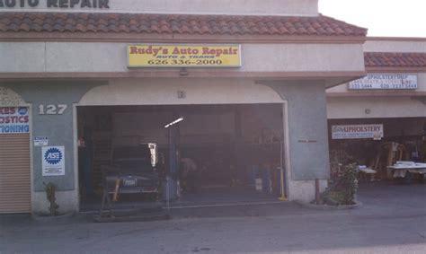 rudys auto repair closed  reviews auto repair