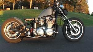 Yamaha Xs1100 Bobber  U2013 Kayamotor Co