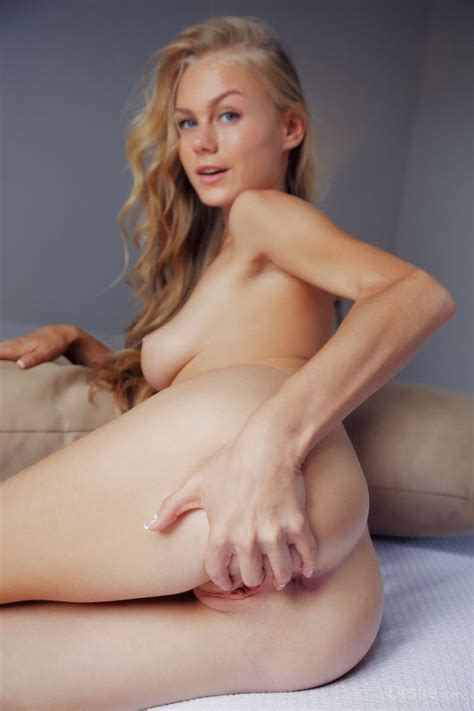Nancy A Dreamy Naked Teen Blonde