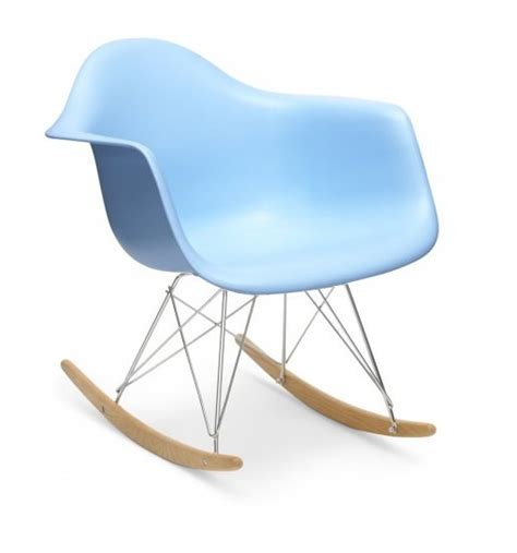 rocking chair by charles eames 1947 80100