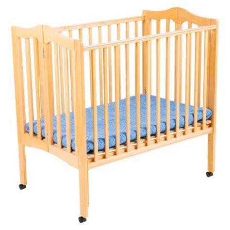 wooden portable crib portable wood crib