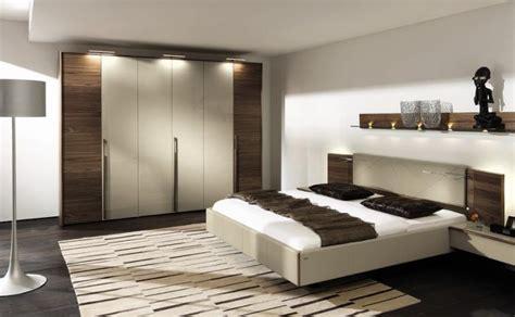 chambre marron beige déco chambre blanc et marron