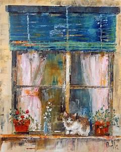 Peinture Encadrement Fenetre Interieur : 17 meilleures id es propos de peinture la fen tre sur ~ Premium-room.com Idées de Décoration