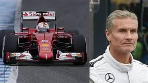 Coulthard Vettel Muss Schneller Als Rikknen Sein