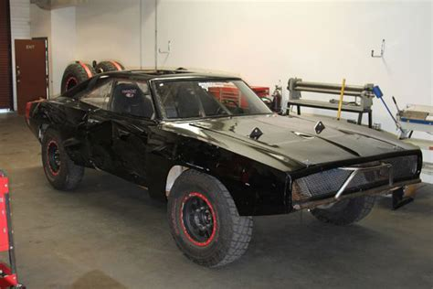 Fast and Furious 7 Off Road Dodge Charger 12   Muscle Cars