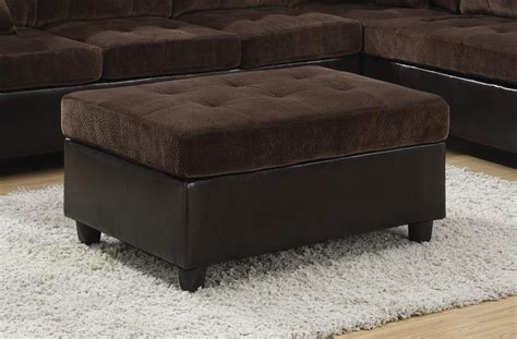 Cloth Ottoman Coffee Table by Brown Fabric Ottoman A Sofa Furniture Outlet Los
