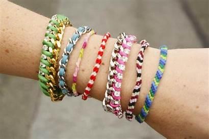 Bracelet Friendship Bracelets Belts Era Bands 80s