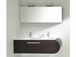 Meuble Vasque Angle : meuble sous vasque d 39 angle double avec tiroirs flux us 5 ~ Teatrodelosmanantiales.com Idées de Décoration
