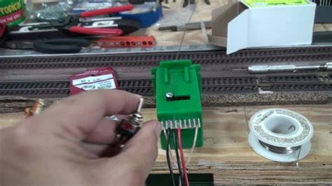 Tortoise Wiring For Turn Out by Tortoise Point Motor Wiring Impremedia Net