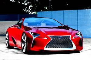 Lexus Lf Lc Sport Coupe Concept Cars 952033