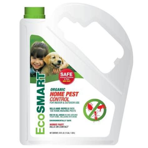 ecosmart 64 oz ready to use organic home pest