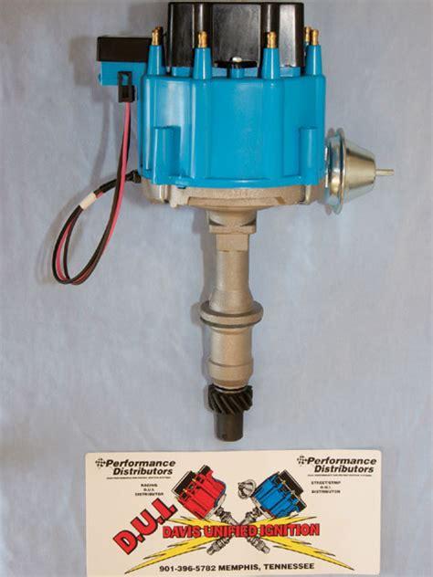 pontiac hei distributor ignition system rod network