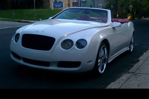 Where Is A Car by Chrysler Based Bentley Replica Is A Car For Posers