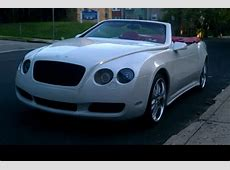 ChryslerBased Bentley Replica is a Car for Posers